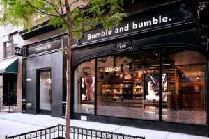 The re-imagined Bumble and bumble salon by regis pean+omni//form