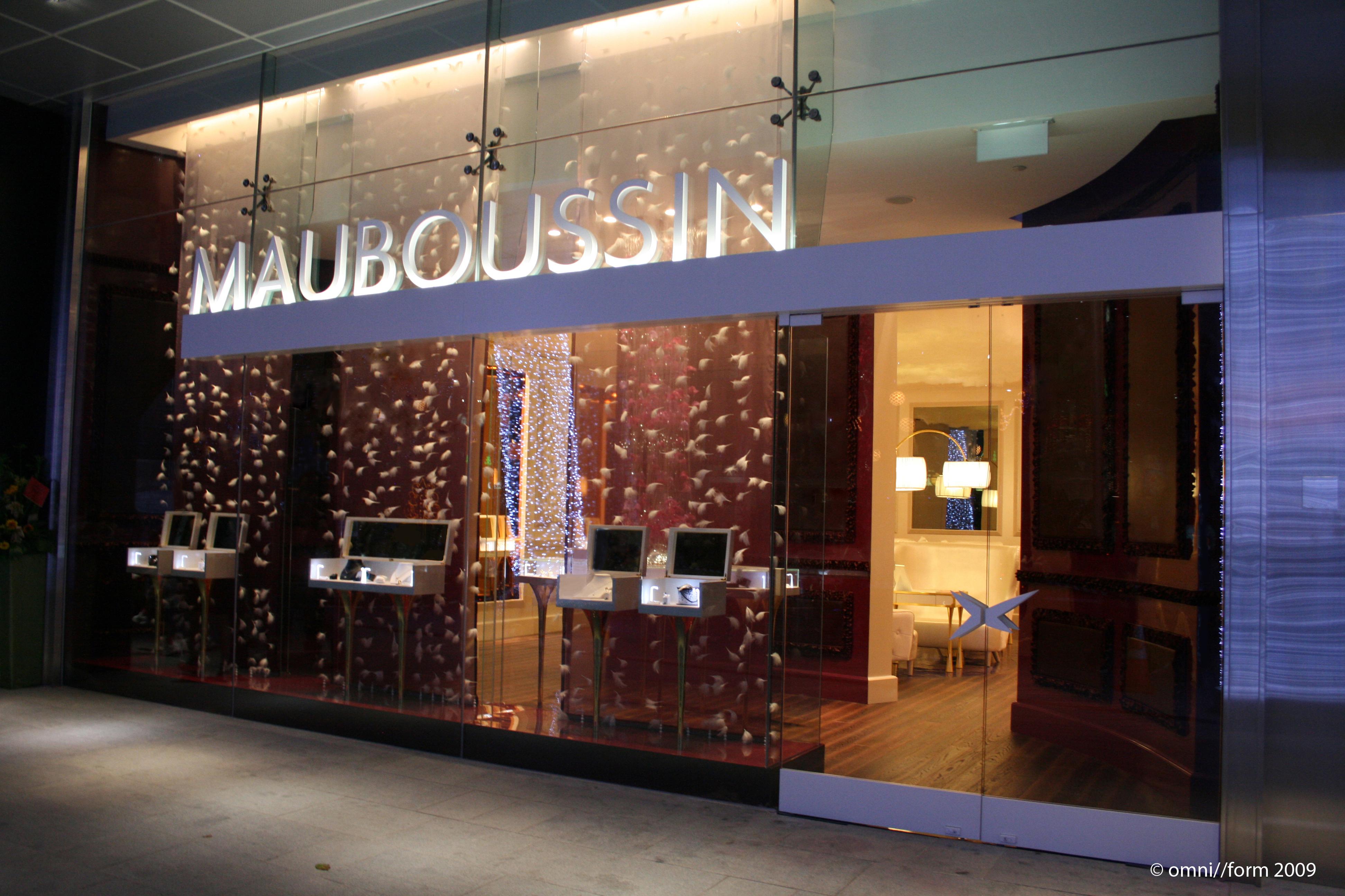 mauboussin mandarin galleries